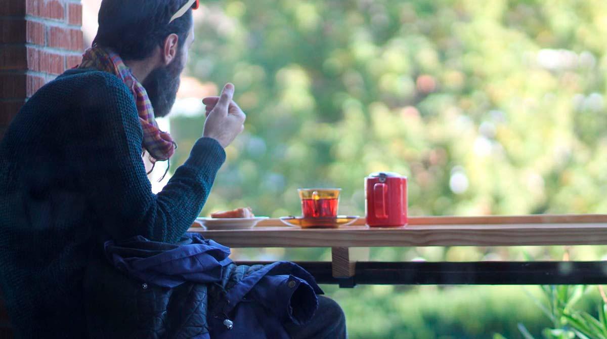 desayuno con vistas hondarribia