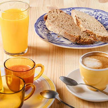 desayunar en hondarribia tostas variadas y sanas