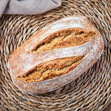 Pan de hogaza espelta 100%